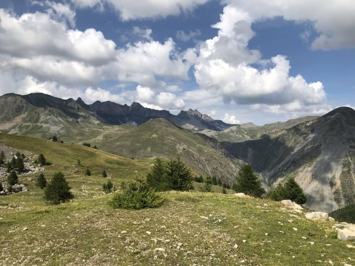 GR5 – Jour 20 – 18 août – Col d'Anelle