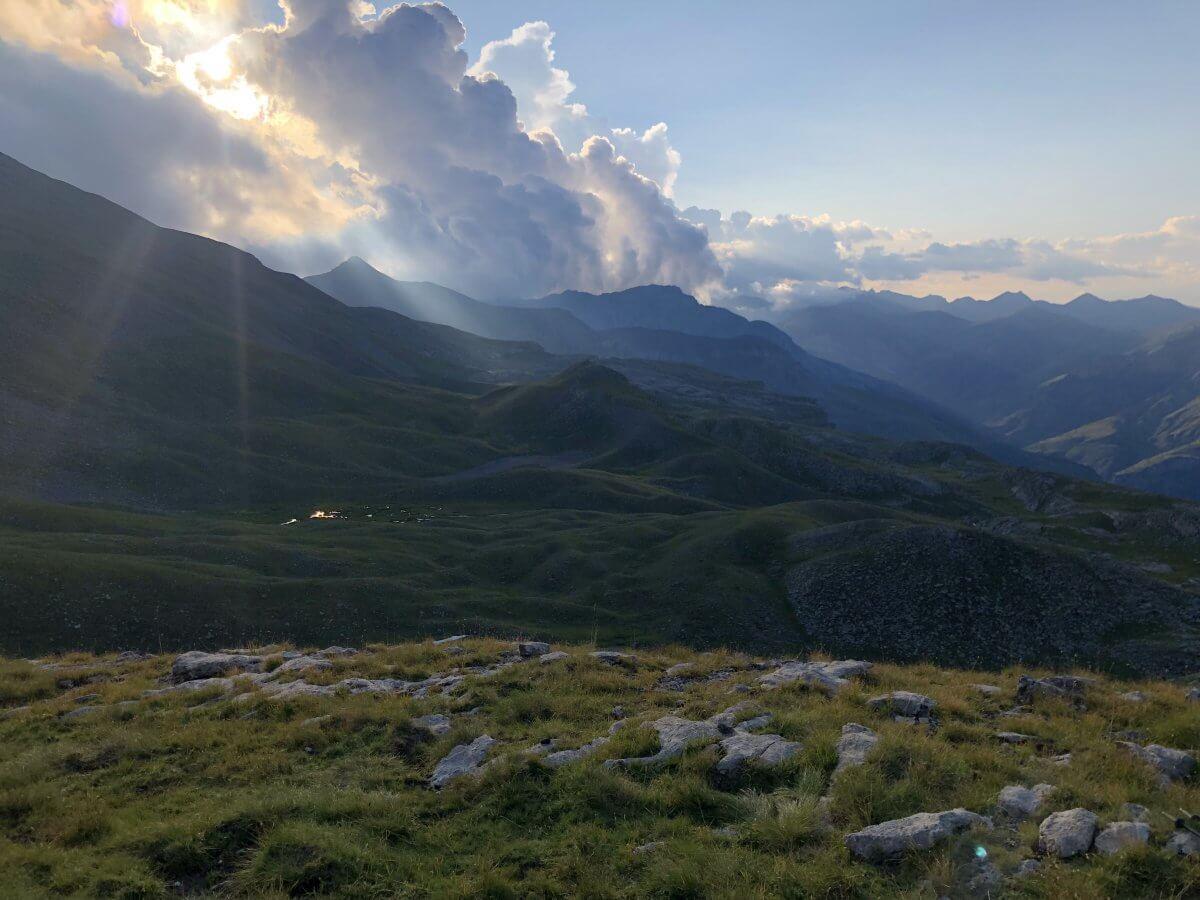 GR5 – Jour 21 – 19 août – Mont Mounier